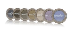 NATorigin hypo-allergenic powder eye shadows
