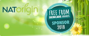 NATorigin natural beauty sponsors skincare awards