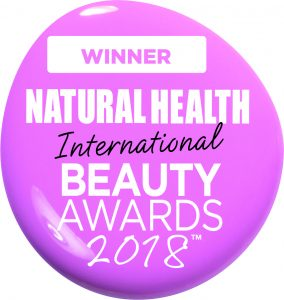 NATorigin wins best natural eye liner for sensitive eyes