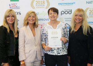 NATorigin wins three natural beauty awards
