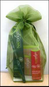 Christmas natural beauty gift ideas from NATorigin