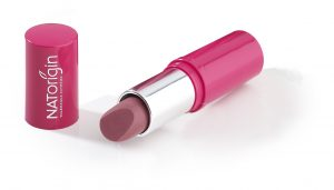 NATorigin natural lipstick in lychee for sensitive lips