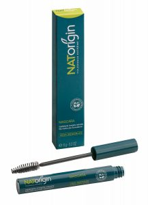 NATorigin Lengthening mascara for sensitive eyes