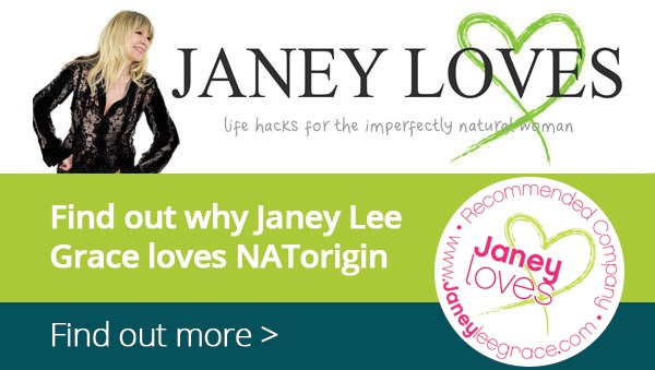 Find out why Janey Lee Grace loves NATorigin