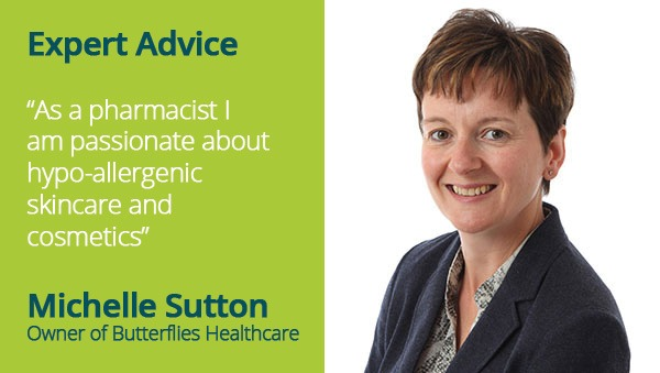 Behind the brand | Pharmacist Michelle Sutton's passion for NATorigin hypoallergenic skincare and cosmetics