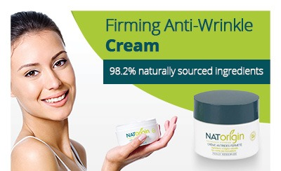 NATorigin Firming anti-wrinkle cream